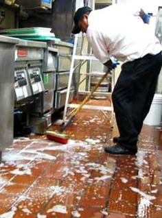 Restaurant cleaning services also tend to your exhaust fans. Your restaurant exhaust system can become a fire hazard if you don't properly care for it. When clean, the system can effectively remove odors and excess heat from your kitchen. Visit: http://tiny.cc/to3llx