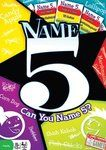 Name 5 | Board Game | BoardGameGeek