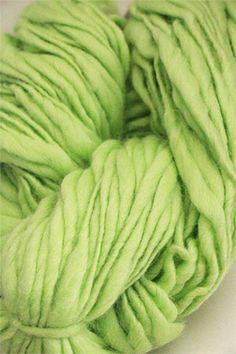 Knitcollage Sister yarn in Mint
