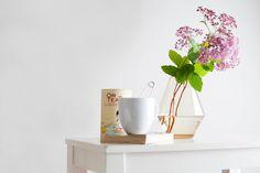 Dette er årets farger!   Hadeland Glassverk Vilje vase design by Nora O. Krogh