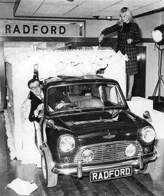 Peter Sellers Radford mini