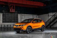 #Nissan #Qashqai, Vmotion 2.0, and Infiniti QX50 in Toronto | Car News | Auto123
