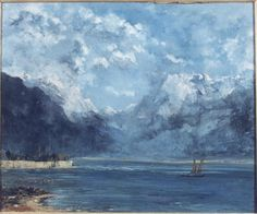 A new Courbet painting has been discovered in the archives of a closed French museum in Granville, where it has languished since 1945.