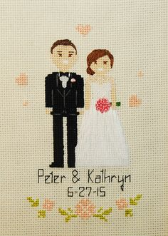Bridal gift Personalized wedding gift Anniversary gift
