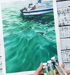 Watercolorist: @juliabarminova #waterblog #акварель #aquarelle #drawing #art #artist #artwork #painting #illustration #watercolor #aquarela