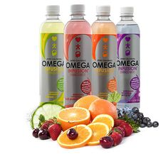 Read more about Omega Infusion Enhanced Water.