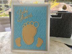 Tarjeta de invitación Baby Shower personalizada, pie Piecito, scrapbooking, diseñado por Carol Palomares. Baby Shower, Frame, Home Decor, Invitation Cards, Invitations, Babyshower, Picture Frame, Decoration Home, Room Decor