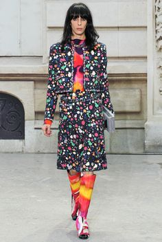 this. suit. Chanel Spring 2015 Ready-to-Wear