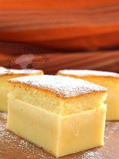 No-Frills Recipes ... cooking, baking & excerpts on travel: Magic Custard Cake 魔术卡士垯蛋糕