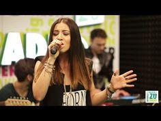 Nicoleta Nuca - Nu sunt (Live la Radio ZU) - YouTube