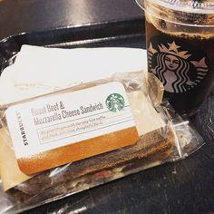 iPhone8/Onecam/FoodieApp  #Starbucks #Starbuckscoffee #スターバックス #スターバックスコーヒー #スタバ #ローストビーフ&モッツァレラサンドイッチ#coffeelover #cafe #japan #instagramjapan #ig_japan #youmobile #instadiary #iphonephotography #shotoniPhone #shotoniPhone8 #ink361_mobile #ink361_asia #reco_ig #igersjp #mwjp #team_jp_東 #indies_gram #hueart_life #foodphotography #写真好きな人と繋がりたい #写真撮ってる人と繋がりたい #iPhone越しの私の世界