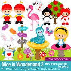 Alice In Wonderland Part 2