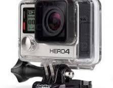 Go Pro HERO4 Sylver