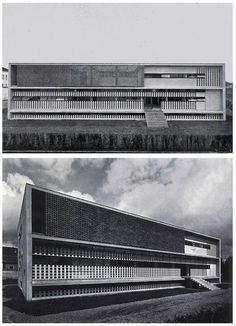 Cesare Cattaneo | Stairs of Casa d'affitto a Cernobbio, 1938-1939 - Hledat Googlem