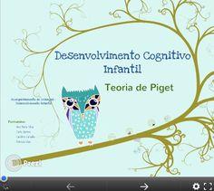 Jean Piaget - Desenvolvimento Cognitivo Infantil - Apresentação em Prezi