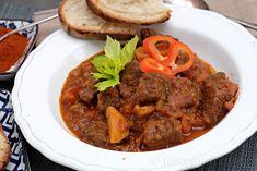 Maďarský guláš je národním i mezinárodním pokrmem
