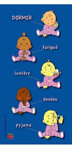 langage des signes b