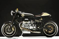 RocketGarage Cafe Racer: Cafe Express Guzzi