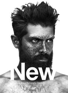 Model Jerome Rebeiro at Models 1 for New Dutch Photography Talent 2013 Cover by Michiel Meewis