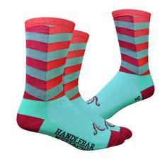 City Socks (Turquoise)