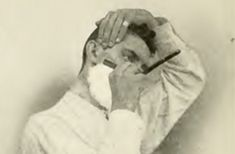 Shave Like Your Great Grandpa: The Ultimate Straight Razor Shaving Guide (via @Art of Manliness)