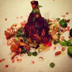 Mine matskriblerier: Lammeskank med preg av Marokko
