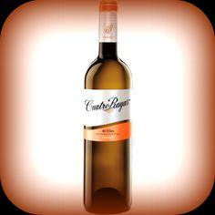 Vino Blanco Verdejo Cuatro Rayas, D.O. Rueda - Tu Buen Gourmet