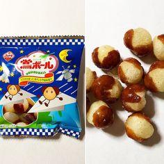 """#Uguisu Ball #bfjcajajunio """"Arare"""" (snack crujiente frito) elaborado a partir de arroz glutinoso condimentado con azúcar y sal. Es un producto de larga historia comercial en Japón.  www.boxfromjapan.com  Arare (crispy fried snack) made from glutinous rice seasoned with sugar and salt.  It is a product of long commercial history in Japan.  #boxfromjapan #bfjjunebox"""