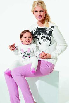 Collection Mini me by Kiabi une mère et sa fille + concours - http://wondermomes.fr/collection-mini-kiabi-une-mere-et-sa-fille-concours/