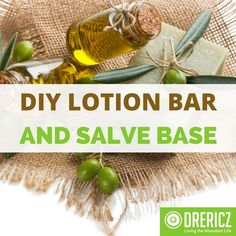 I love making my own salve and DIY lotion bar, it is the best way I can guarantee what ingredients go into my skin care products.