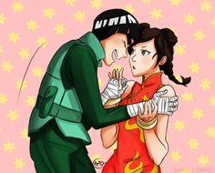 Gaara, Kakashi, Naruto Shippuden, Rock Lee And Tenten, Boruto X, Wattpad, Best Couple, Anime Shows, Fan Art