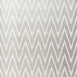 Schumacher<BR/> Kasari Ikat<BR/> Silver<BR/> Wallpaper