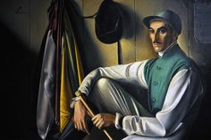 GREGORIO SCILTIAN AT THE VILLA BARDINI IN FLORENCE