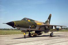 The Thud: Republic F-105 Thunderchief