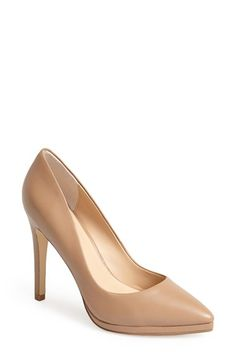 Charles by Charles David 'Plateau' Platform Pump (Women) available at #Nordstrom