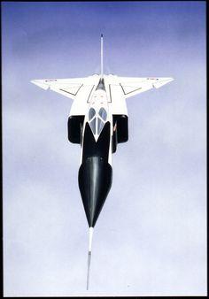 Avro Arrow by SFToon.deviantart.com on @DeviantArt