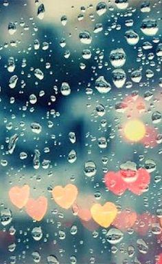 I love love love rain! (and bokeh) Sound Of Rain, Singing In The Rain, Rainy Night, Rainy Days, I Love Rain, Rain Photography, Hipster Photography, Photography Photos, When It Rains