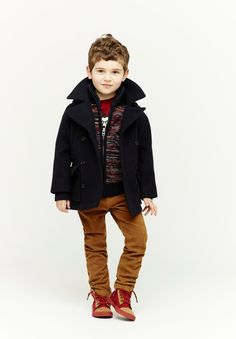 Marc Jacobs fashion for little boys!! Love http://www.smudgetikka.com/smgwp/wp-content/uploads/2013/04/Little-Marc-Jacobs-fw-13-sharp-pea-coat-for-boys-fashion.jpg
