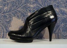 United Nude Leather fold duelxe hi, $260 avaible at, Harleston 225 King st., Charleston sc, 8437208646