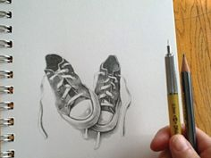 Sneakers by Virginia Poltrack