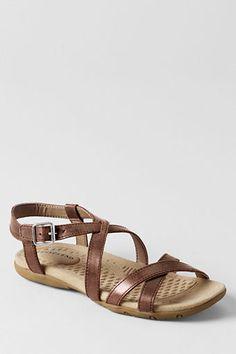 Womens Terrain Sandals from Lands End