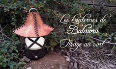 Lanterne tirage au sort - lottery draw lantern by BalmoraLeathercraft on DeviantArt Lottery Drawing, Sorting, Deviantart, Outdoor Decor, Home Decor, Fur, Coin Toss, Lantern, Decoration Home