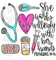 Nurses Week Quotes Discover Nurse Essential Worker She Works Willingly With Her Hands Proverbs Occupation Ready to Press Sublimation Transfer Nurses Week Quotes, Nursing Quotes, Nursing Memes, Nurse Drawing, Nurse Art, Rn Nurse, Nurse Stuff, Nurse Humor, Doodle Lettering