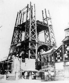 On 14 May The Blackpool Tower celebrated its Anniversary! Take a look at this history of The Blackpool Tower. War Photography, Types Of Photography, Landscape Photography, Paris Torre Eiffel, Places To Travel, Places To Visit, British Seaside, Beach Hotels, Beautiful Landscapes