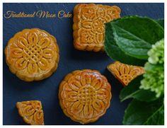 Indonesian Medan Food: Traditional Mooncake / Kue Bulan