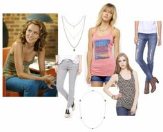 One Tree Hill Fashion - How to Dress Like Peyton Sawyer - College Fashion