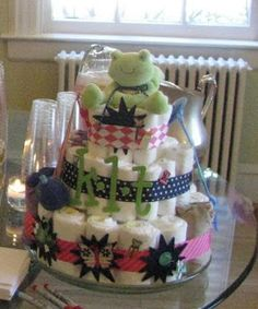 22 Cute Baby Shower Ideas: Quite a few I like on this one!
