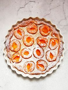 Apricot Flaugnarde – Bijouxs   Little Jewels from the Kitchen