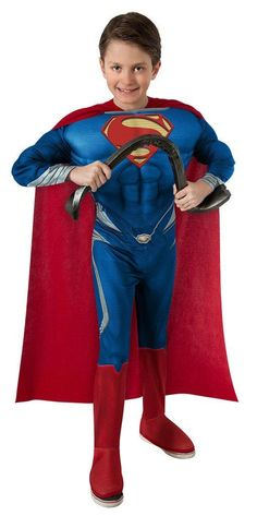 Superman-Man of Steel-Bendable Steel Bar
