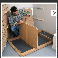 1000 id es sur meubles fabriquer soi m me sur pinterest - Meuble de cuisine a faire soi meme ...